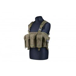 Tactical Chest Rig OD