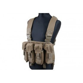 Tactical Chest Rig light Coyote