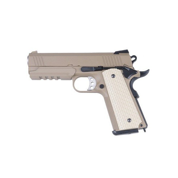 Hi-Capa 4.3 Tan Desert Warrior