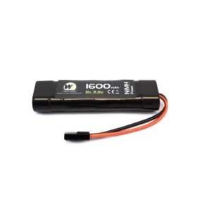 Batterie 9.6v Nimh 1600 Mah We mini type