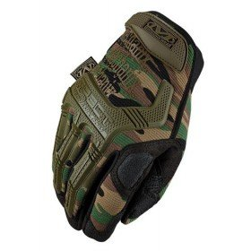 Gants mechanix M-pact Woodland