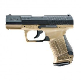 Walther P99 DAO TAN Ral8000