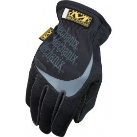 Gants Mechanix Fast Fit Noir / Gris