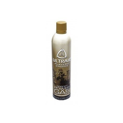 Ultrair gaz airsoft 520ml ASG