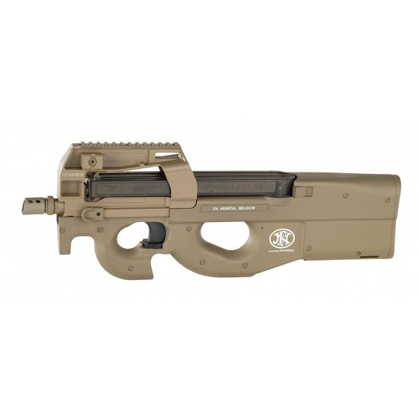 P90 Fn Hestal Tactical Desert Tan Cybergun