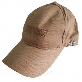 Casquette Tan Swiss Arms