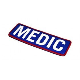 Patch PVC 3D MEDIC Emerson