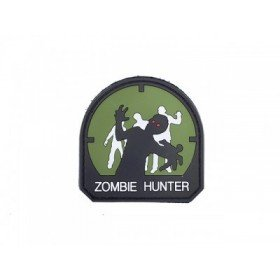 Patch PVC 3D Zombie Hunter OD Emerson