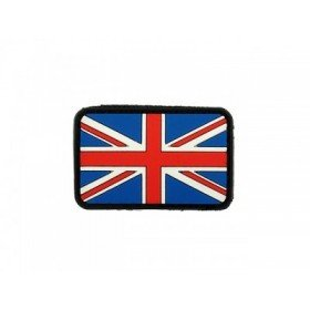 Patch PVC 3D Drapeau UK Emerson