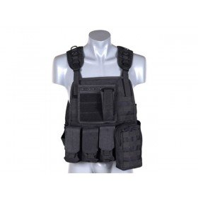 Plate carrier Digital Noir