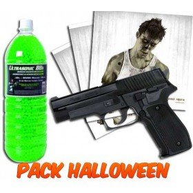 Pack Zombies Halloween P226
