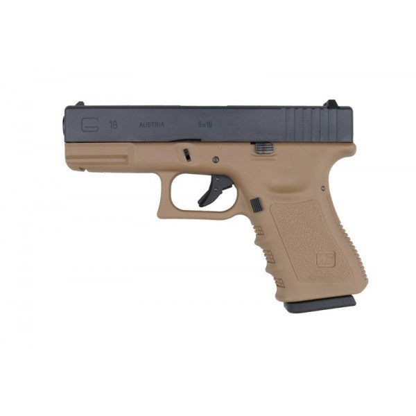 G19 We Gen 3 TAN G-Series