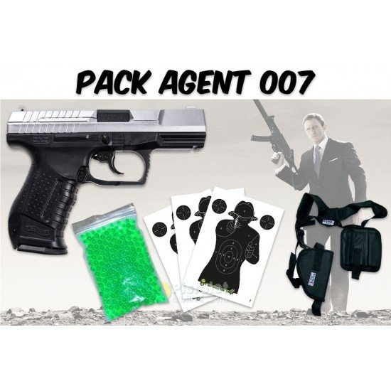 Pack Agent 007
