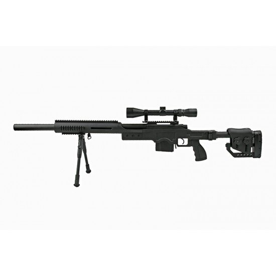 Sniper Mb44110d Noir Well