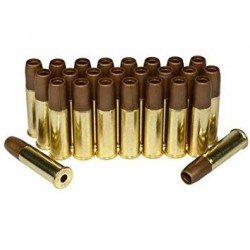 Pack de 25 douilles Dan Wesson ASG airsoft 6mm 16549