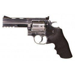 Dan Wesson 715 - 4 Revolver 1.6 Joule Chrome