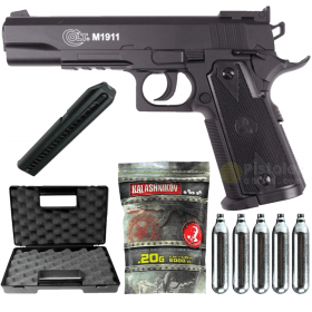 Pack Colt 1911 Match Co2