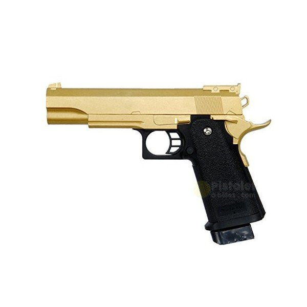 G.6G Galaxy style hi-capa grand modèle Gold