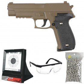 Pack G.26D Tan style p226 Galaxy