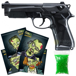 Pack Halloween Beretta 90 two Umarex