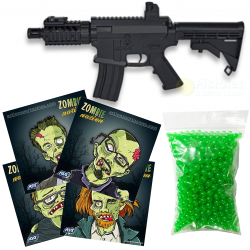 Pack Halloween M4 CQB Golden Hawk GE2201