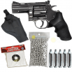 Pack Dan Wesson 715 2.5 Pouces Steel Grey ASG Co2