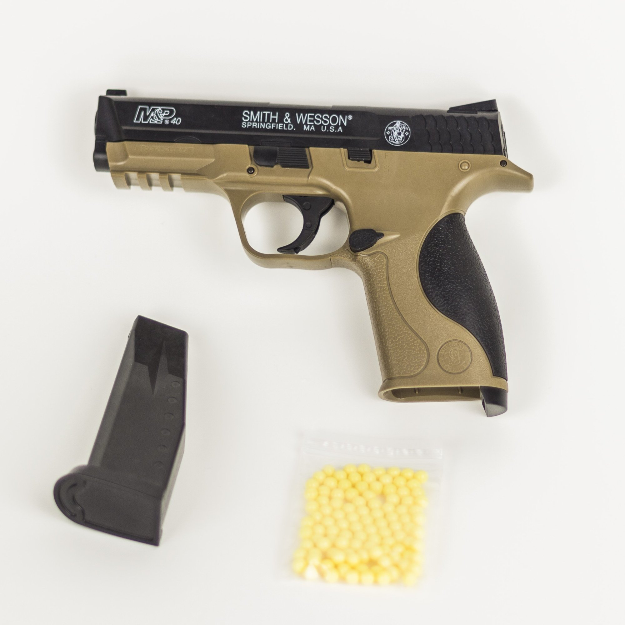 MP40 Smith et Wesson® - www.pistolet-a-billes.com
