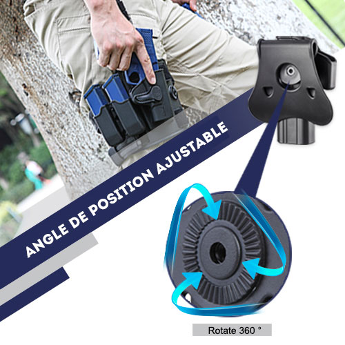 Holster cqc amomax droitier-rotation -www.pistolet-a-billes.com